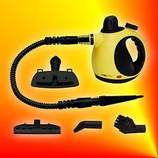 Clatronic DR 3653 Dampfreiniger Handdampfreiniger 3,5 Bar 9-teiliger Zubehör