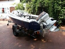 Motorboot / Sportboot 50 PS inklusive Trailer