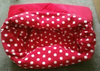 Dog Snuggle sack / sleeping bag padded
