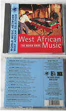 Rough Guide To West African Music .. 1995 CD TOP