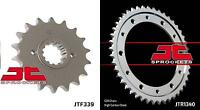 Front & Rear Sprocket Kit for HONDA VFR800 X-B,C,D,E,F,Crossrunner 11-14