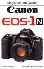 CANON EOS-1N MAGIC LANTERN GUIDE, KASPAR, NEW CAMERA INSTRUCTION BOOK