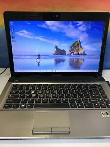"""Lenovo IdeaPad Z460 14""""Laptop i5 M480 2.67GHz 6GB RAM New 128GB SSD Win10"""