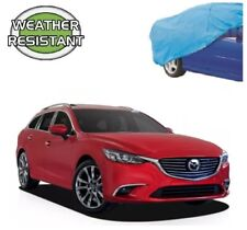 Car Cover Suits Mazda 3 & 6 Sedan to 4.95m WeatherTec Lightweight Non Scratch