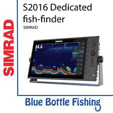 """SIMRAD S2016 Fish Finder 16"""""""