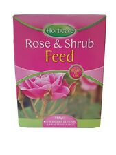 Rose And Shrub Feed 750g Ready to Use for Bigger Blooms & Healthy Foliage