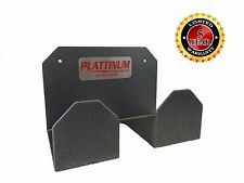 Plattinum, Broom Holder Keep Garage or Trailer Organized All Aluminum USA made
