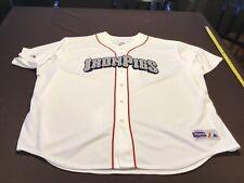 Lehigh Valley IronPigs Stitched Majestic baseball jersey Phillies