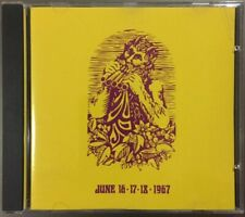New ListingV.A. The Monterey Pop Sampler Songs & Interviews Promo Cd 1992 Who Jimi Hendrix