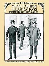 Men's Fashion Illustrations from the Turn of the Century Dover Fashion and Cost