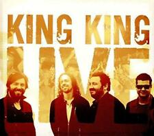 King King - Live (NEW 2CD+DVD)