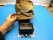 Ford Falcon Voltage Regulator C2DF-10505-A 15VT 25 AMP Fomoco Vintage OEM NOS