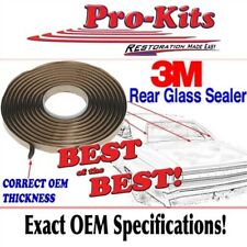 Pro-Kits - FITS Windshield & Back Glass Butyl Tape Kit 3M Brand