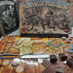 Advanced Heroquest Board Game - Games Workshop 1989 - EX CONDITION