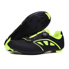 Self-Locking MTB Road Bicycle Shoes Men Breathable Mountain Racing Cycling Shoes