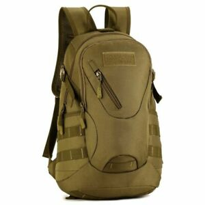 Tactical Backpack Military Hiking Camouflage Army Bag Men Travel Camping Outdoor