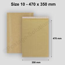 50 Bubble Envelopes Mailer Padded Bags K/7 JL7 350 x 470mm C3 Size