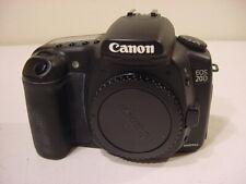 CANON EOS 20D DIGITAL SLR CAMERA BODY