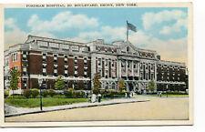 AK Fordham Hospital so. Boulevard Bronx New York