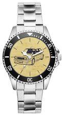 Kiesenberg Uhr 6209 Geschenk Artikel für BMW M3 E30 Oldtimer Fans und Fahrer