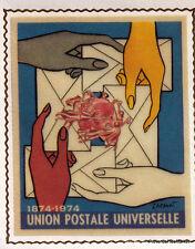 UNION POSTALE UNIVERSELLE Yt1817 FRANCE FDC Enveloppe Lettre Premier jour