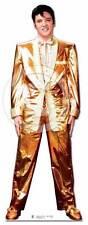 Elvis Presley Oro Abito Smoking sagoma di cartone in piedi