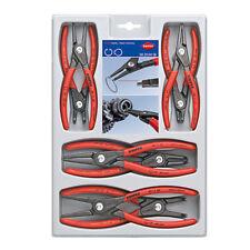 Knipex 00 20 04 SB Precision Circlip Pliers Set 8 Parts (002004SB)