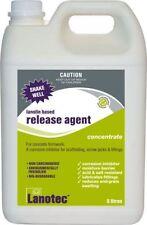 Lanotec Release Agent Lanolin For Concrete 5 L Tilt Panel Formwork Concentrate
