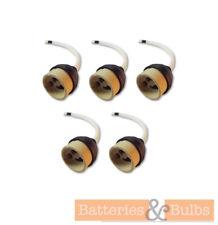 GU10 Lamp Holder Connector Down Light Fitting Ceramic Lamp Holders 240v | x5