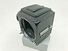 Hasselblad 500cm black medium format 120 camera body with Waist level finder