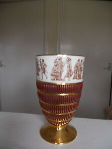 vase hand made in Italy 7 inch
