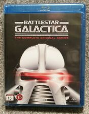 Battlestar Galactica - The Complete Original 1978 Series 9 Disc Blu-ray NEW