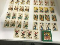 Vintage Popeye Card Game Rummy Ed-U-Cards King Features