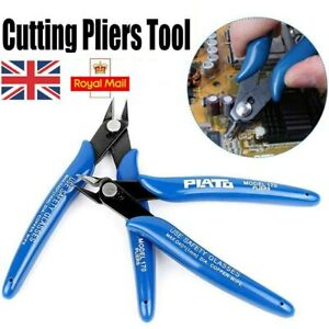 Electrical Wire Cable Cutters Cutting Side Snips Flush Pliers Nipper Hand Tools