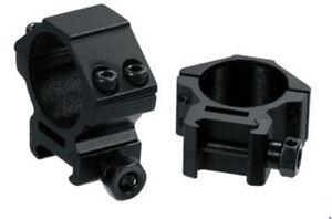 ZF Montageringe UTG Accushot 30mm für Picatinny Schiene Low Profile
