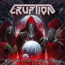 Éruption-Cloaks Of Oblivion-CD - 164884