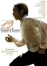 12 YEARS A SLAVE (DVD 2013) - BRAND NEW FACTORY SEALED NEVER VIEWED