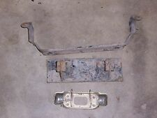 honda trx 125 trx125 seat rear fender brackets mounts hinge catch 85 86