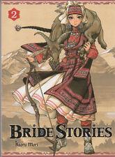 BRIDE STORIES tomes 1 et 2 MANGA VF série Kaoru Mori Seinen