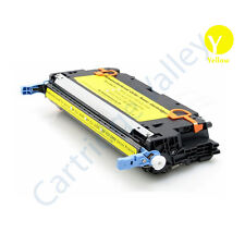 Compatible Replacement for HP 502A Q6472A Yellow for 3600/3600N Color LaserJets