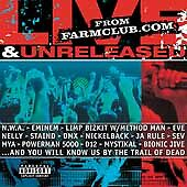 Various Artists - Live & Unreleased from Farmclub.com - CD