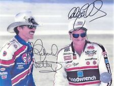 "RICHARD PETTY & DALE EARNHARDT ""7-TIME CHAMPIONS"""