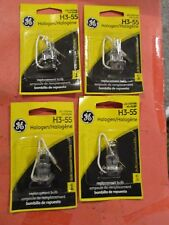H3-55  GE--LOT OF 4--Fog Light Bulb