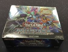 YUGIOH Duelist Pack Dimensional Guardians 1ST EDITION BOOSTER BOX