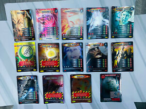 Doctor Who Battles in Time Cards - Ultra & Super Rare - Good Condition.