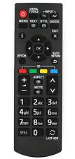 Ersatz Fernbedienung für Panasonic N2QAYB000815 Fernseher TV Remote Control