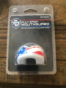 Fight Dentist Mouth Guard STARS AND STRIPES NEW
