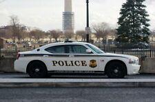 GREEN LIGHT POLICE UNITED STATES SECRET SERVICE POLICE DODGE CHARGER UNIT