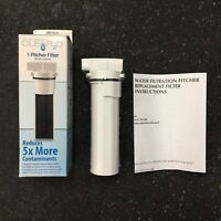 Clear2O Water 1 Pitcher Water Filter CWF1016 Block Carbon New Sealed Replacement