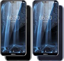 """Nokia 6.1 Plus Dual Sim 5.8"""" 64GB 4GB Snapdragon 636 3060mAh Android By FedEx"""